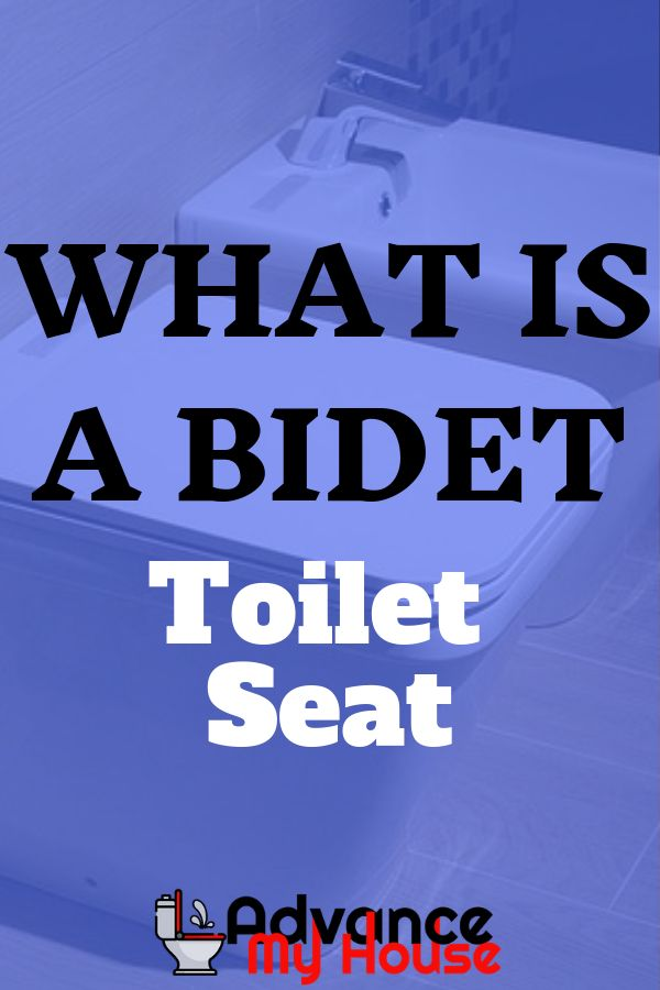 What Is A Bidet Toilet Seat