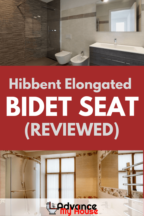Hibbent Elongated Bidet Seat Review