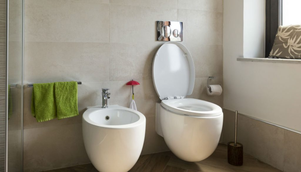 How to clean bidet toilet seat