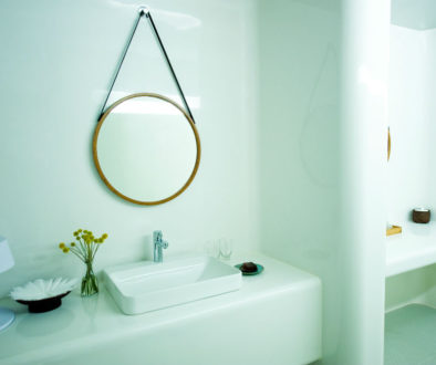 How to Hang a Bathroom Mirror: Mount and Design Tips