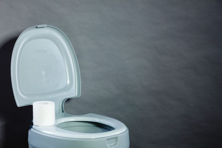 How Do Portable Toilets Work?