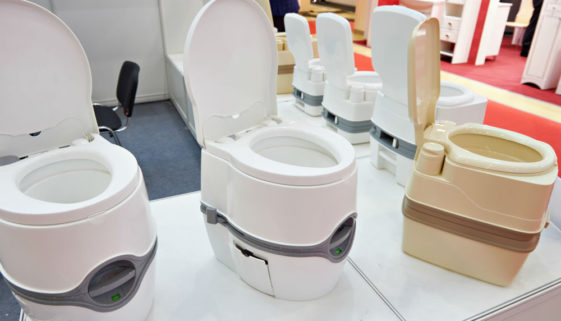 Reliance Luggable Loo Portable Toilet Review