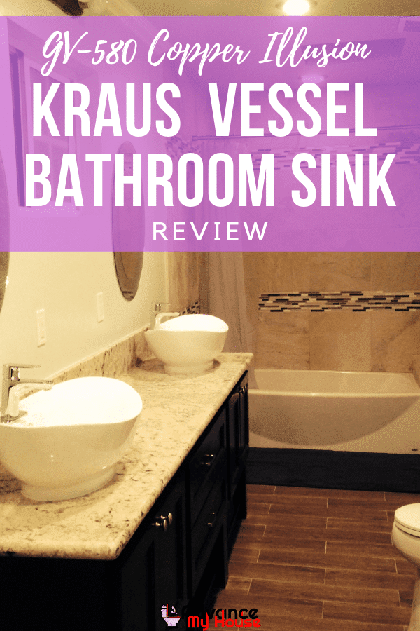 Kraus Vessel Bathroom Sink Review