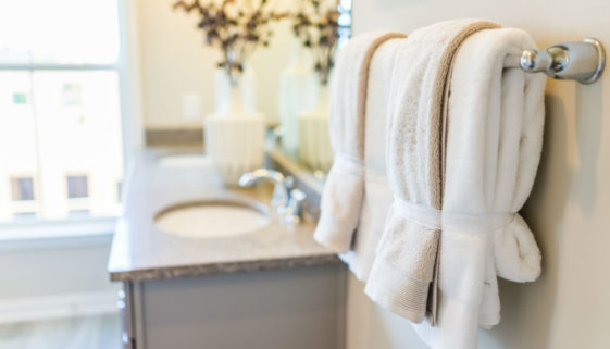 How High Should a Towel Bar Be
