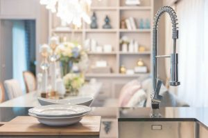 Best Pull Down Kitchen Faucets 2020: Style and Function