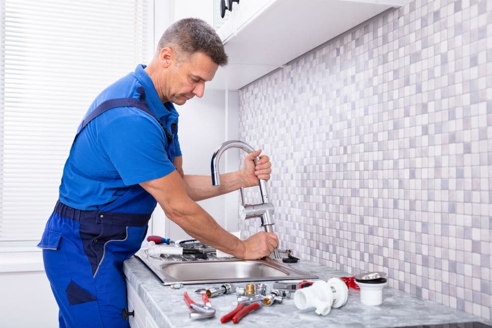 How to Install Kitchen Faucets 2