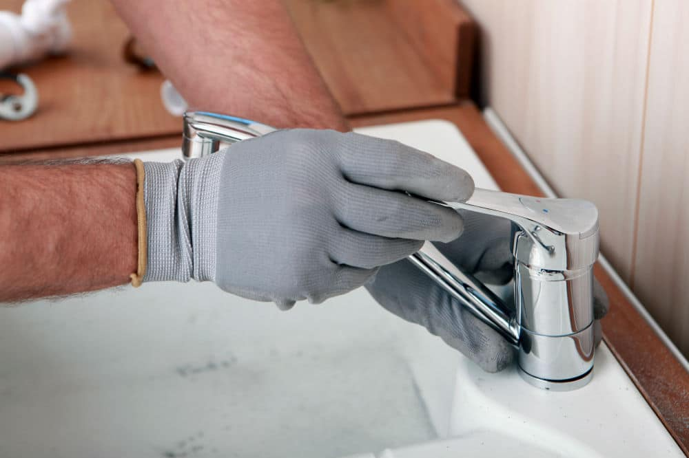 How to Install Kitchen Faucets 3