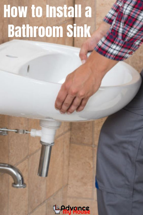 How To Install A Bathroom Sink A Basic Guide
