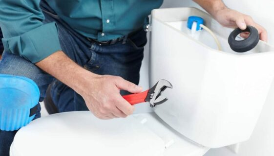 How to Fix a Running Toilet With a Ball Float - advancemyhouse.com