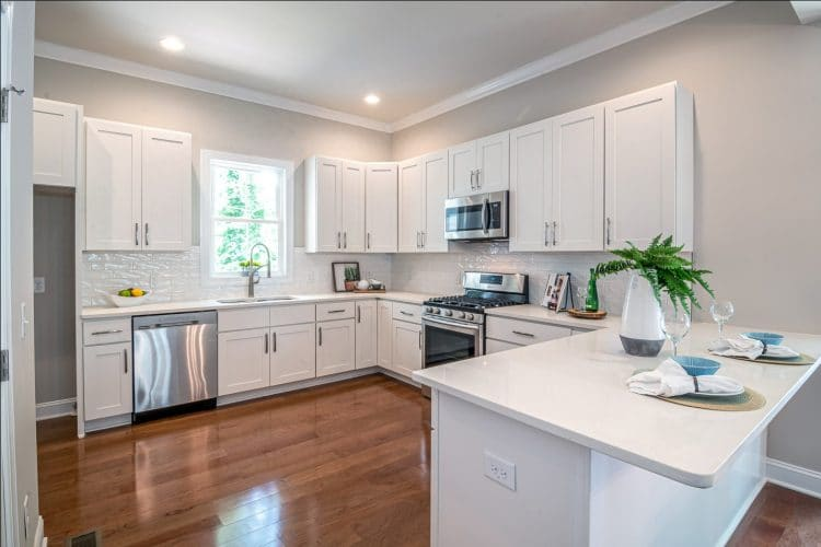 Starting your kitchen remodel